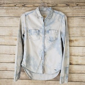 Hollister Button Down Shirt with Pockets